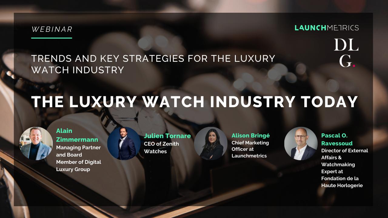 luxury watch industry